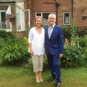Nigel & Sheena Lloyd-Davies