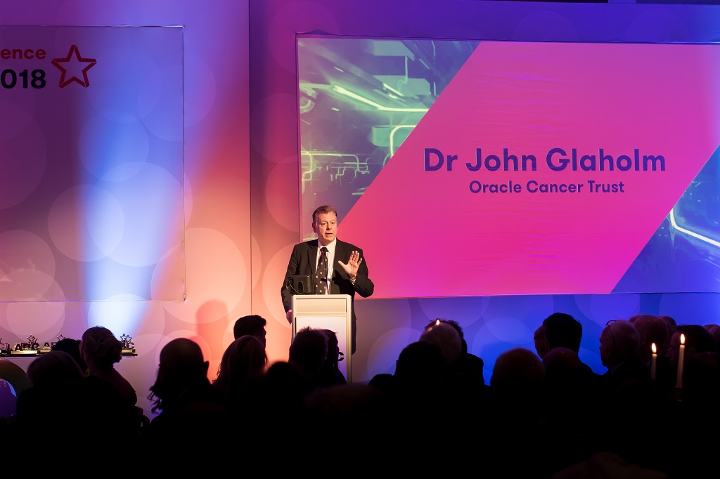 Dr John Glaholm 1 - South West Awards LR