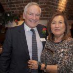 Peter Rhys Evans with Elaine True