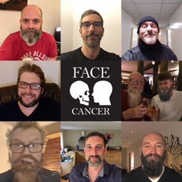 tiled beards
