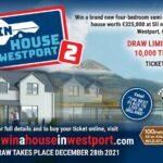 Raffle house prize