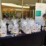Our prize table